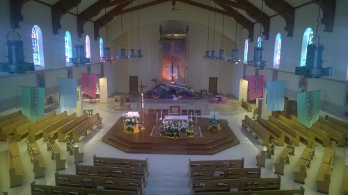 CK Church at Easter_1jpg