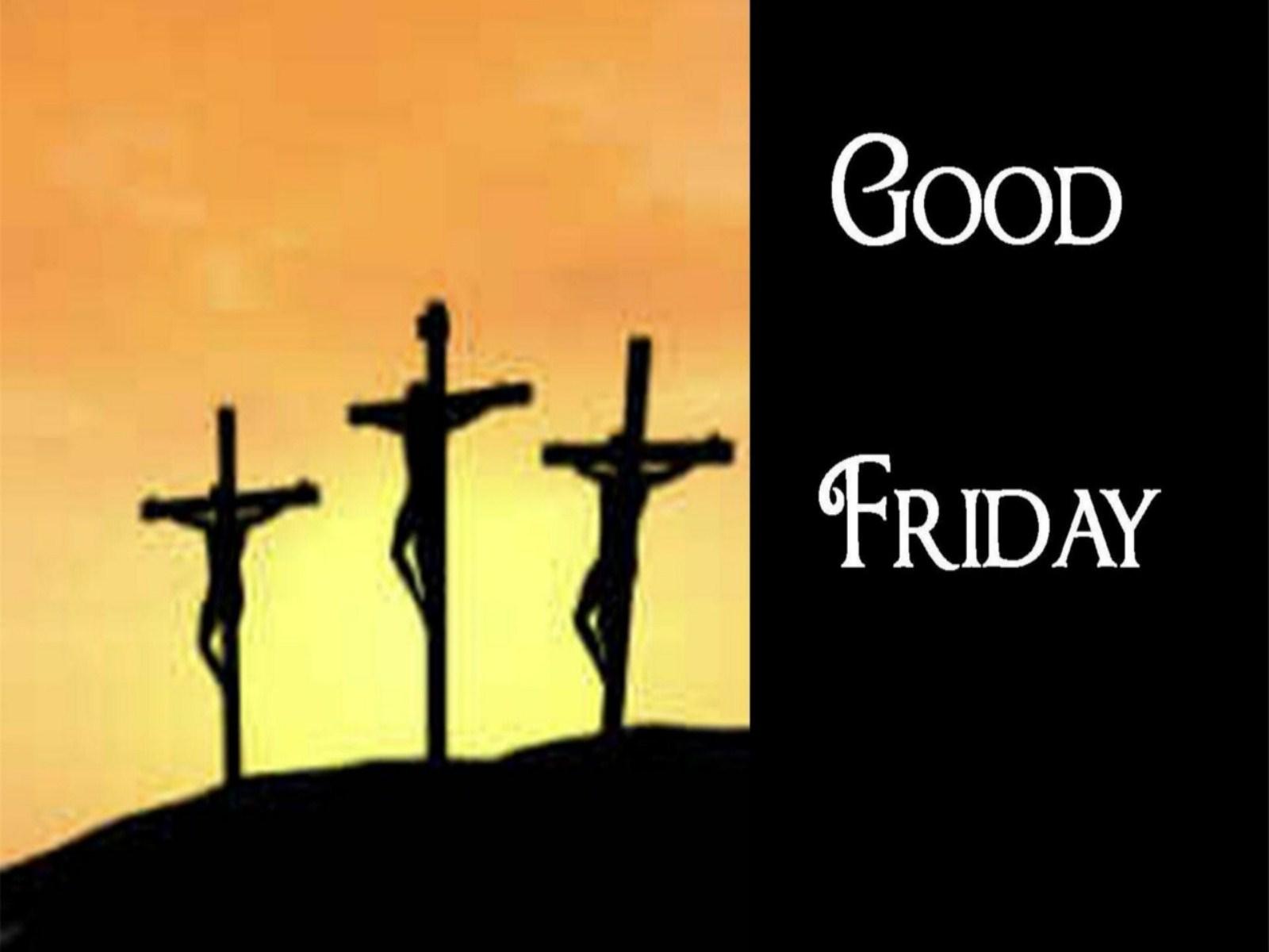 Good Friday Jesus On Cross Wallpaper Christ The King Catholic